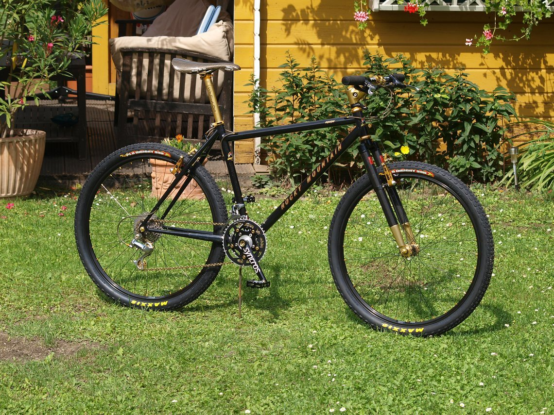 Rocky Mountain Equipe 15