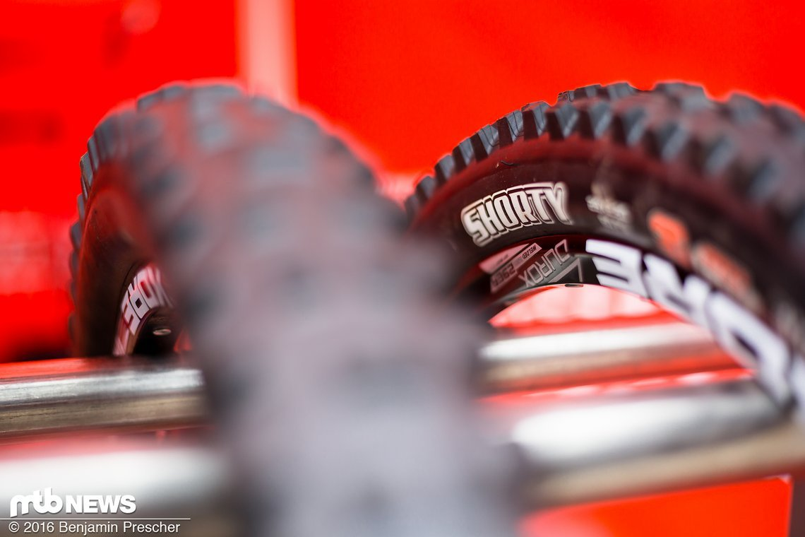 DIE Reifenwahl für das Wochenende