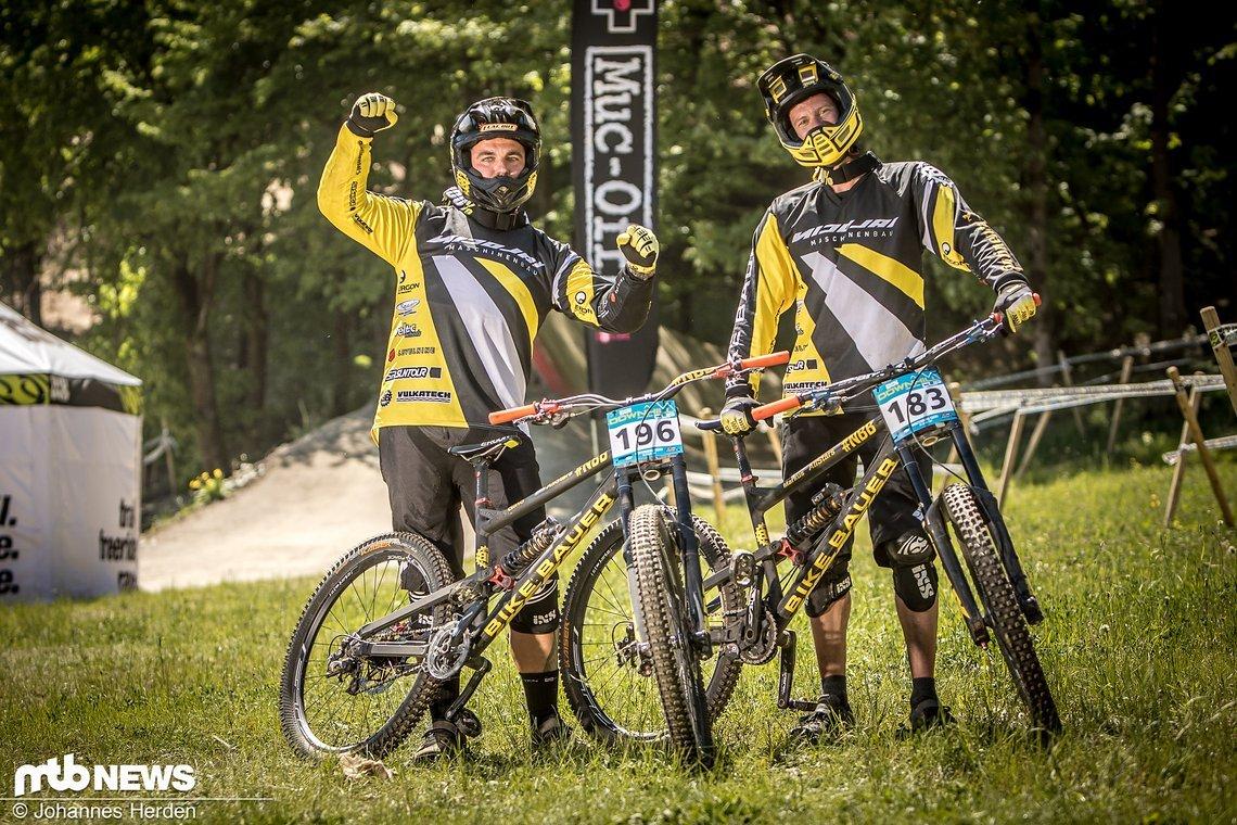 Die Bike Bauer Masters