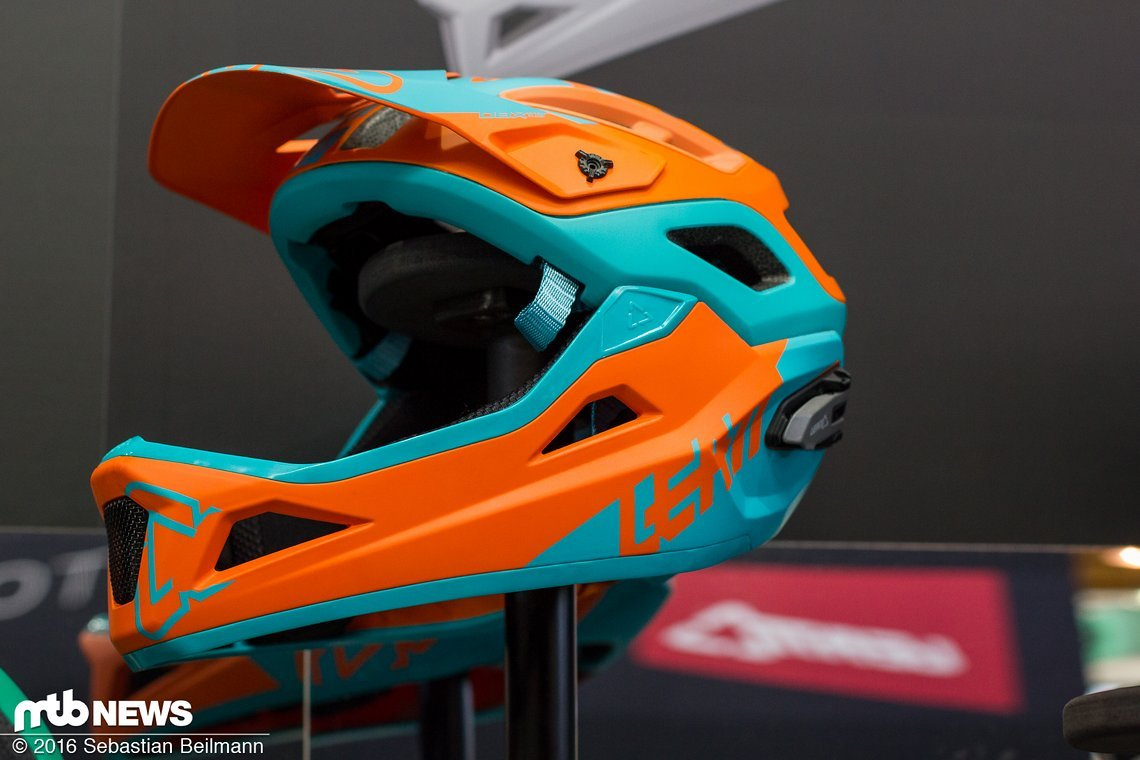 Der Leatt DBX 3.0 Enduro