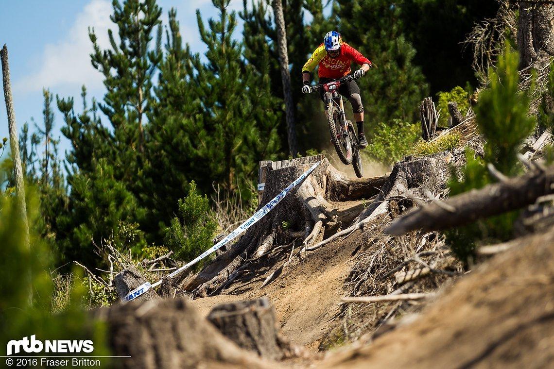 Michal Prokop landet am Ende auf Platz 9