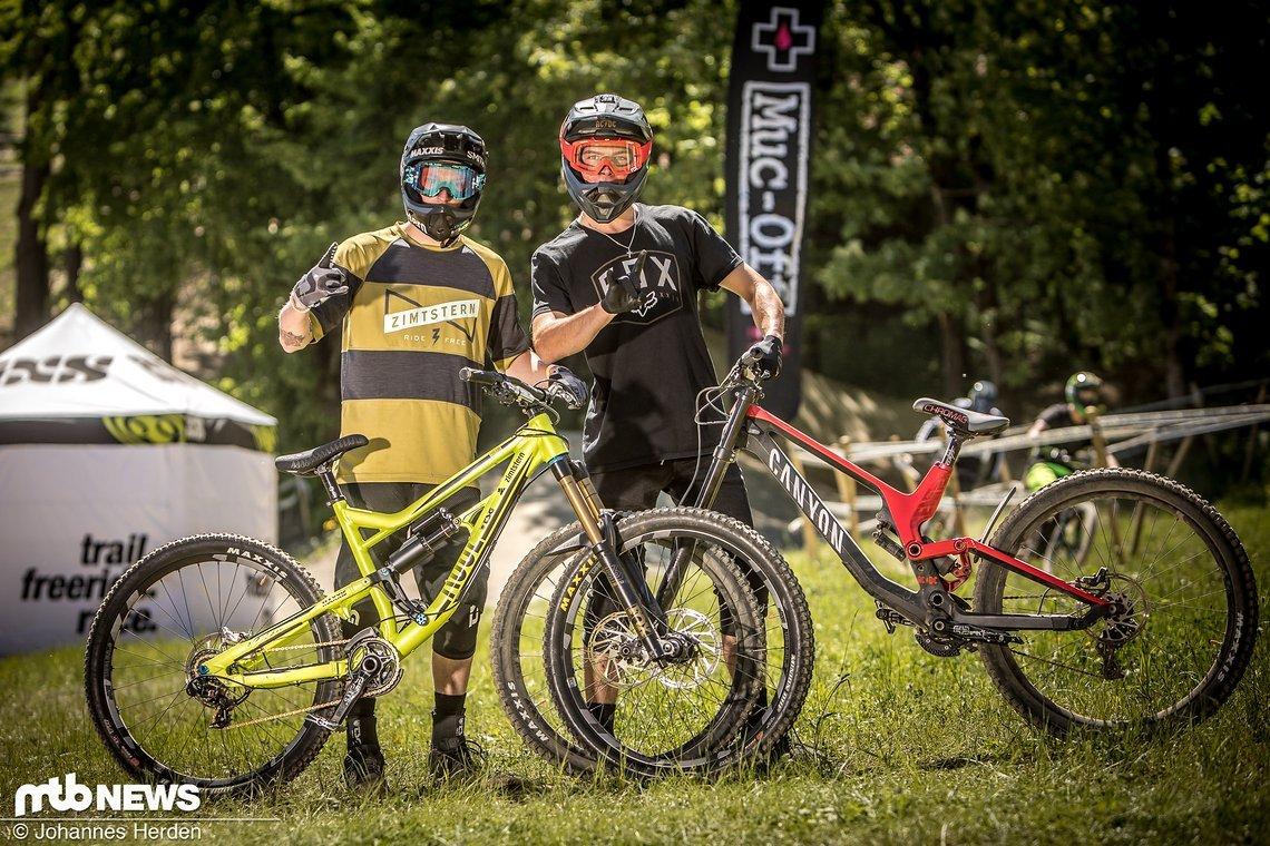 Tobi Wrobel & Nico Scholze (GER)