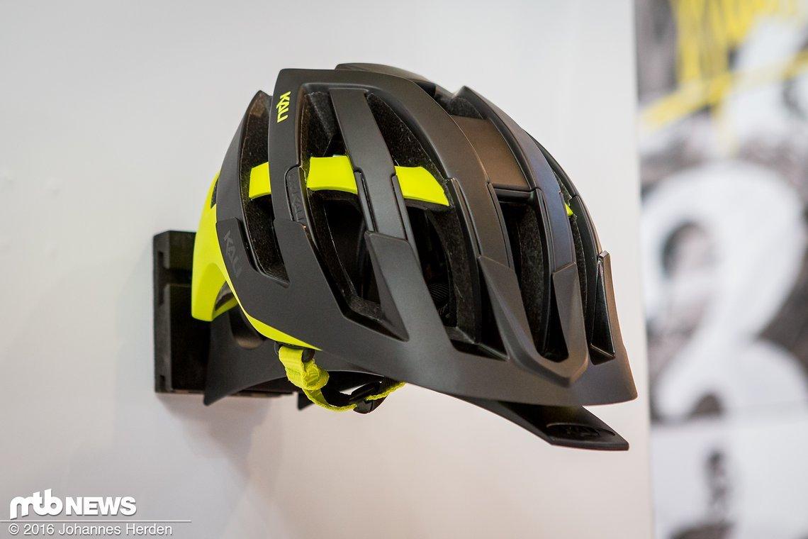Der neue Kali Interceptor Helm