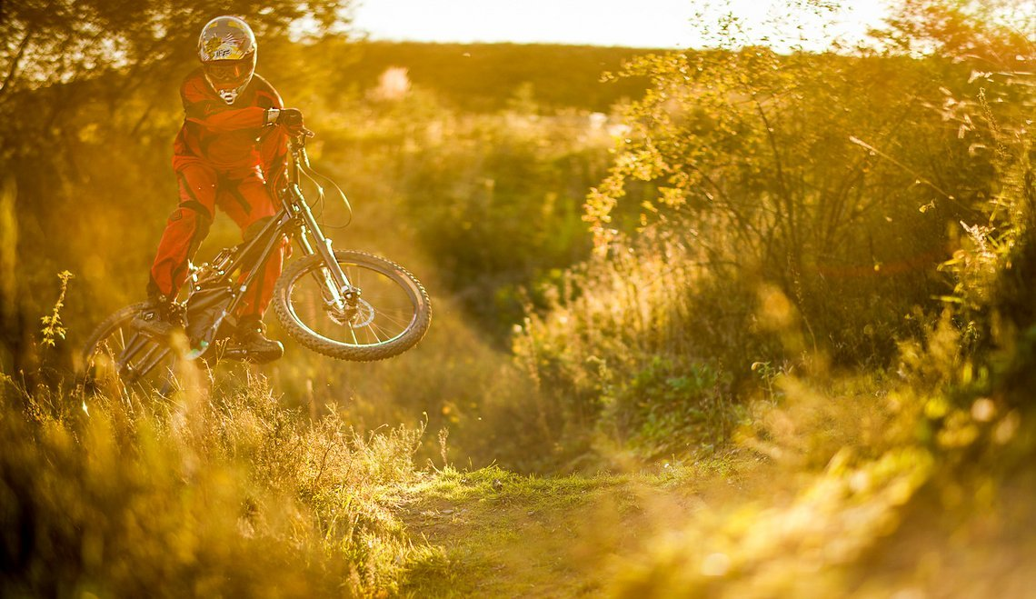 Alles selbst gemacht: Foto, Bike und Trail