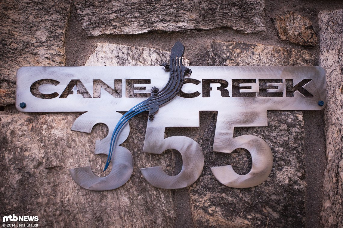 Cane Creek Road 355