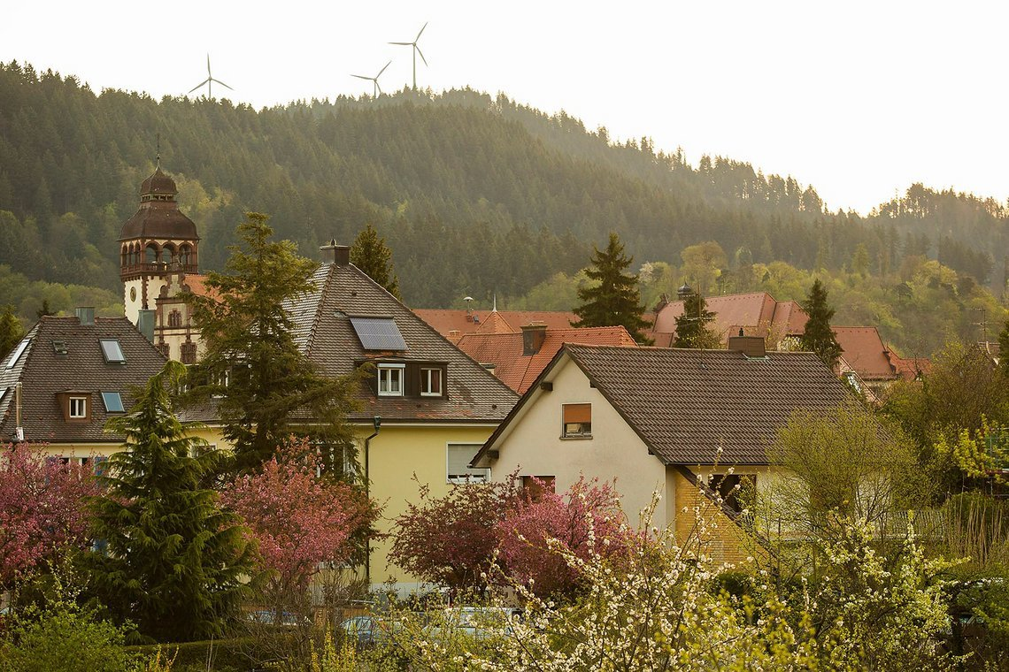 Das idyllische Freiburg und der alt bekannte Rosskopf haben nun einen weiteren Trail bkeommen. Ein wichtiger Schritt in die richtige Richtung!