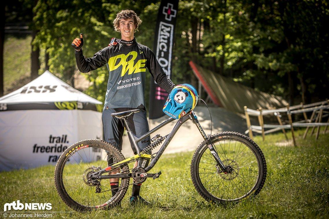 Frederik Leth (DEN), Bikester.com/Votec