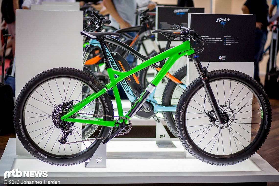 Plus Hardtail von Lapierre: EDGE 527 Plus