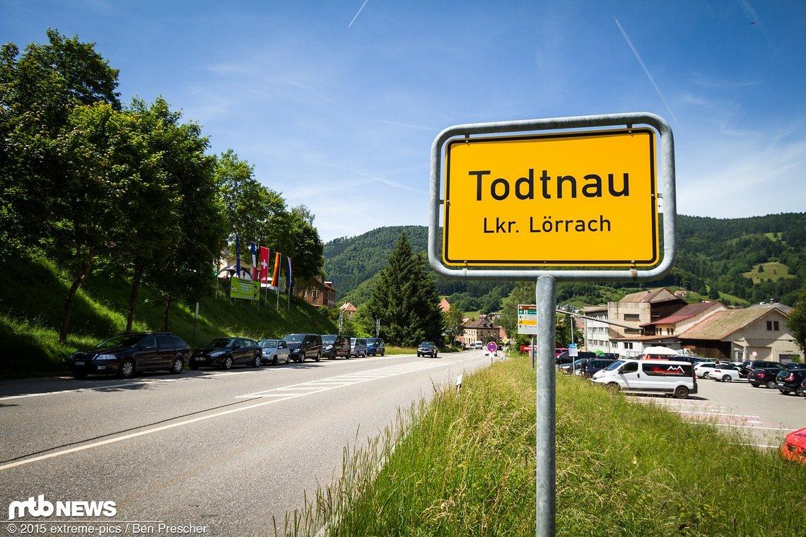Todtnau läd 2015 zur Deutschen Meisterschaft ein