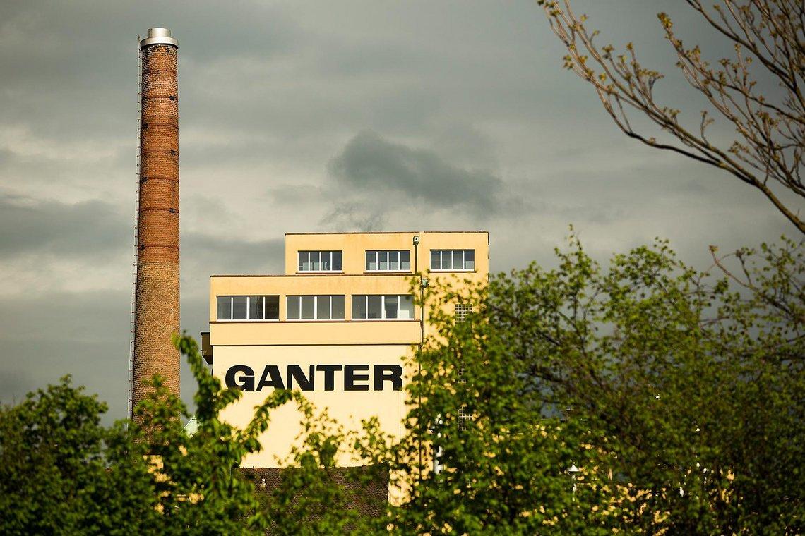 Bikes, Bier, Wochenende. Das Ganter Brauerei-Gelände war Schauplatz des Events.