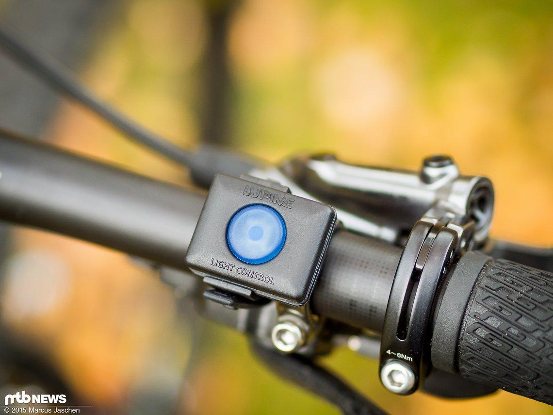 Bluetooth-Fernbedienung