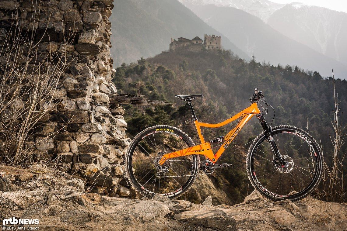 Orange Segment RS