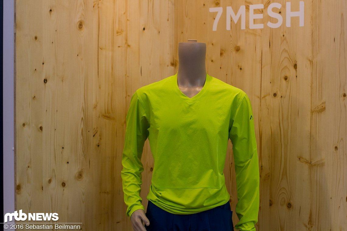 Das ist das 7Mesh Compound Shirt