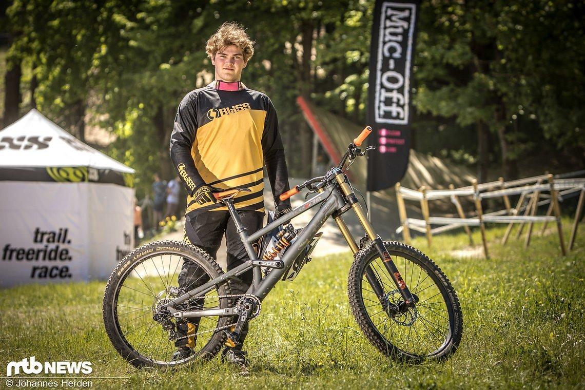 Frieder Frey (GER), Liteville Racing Team