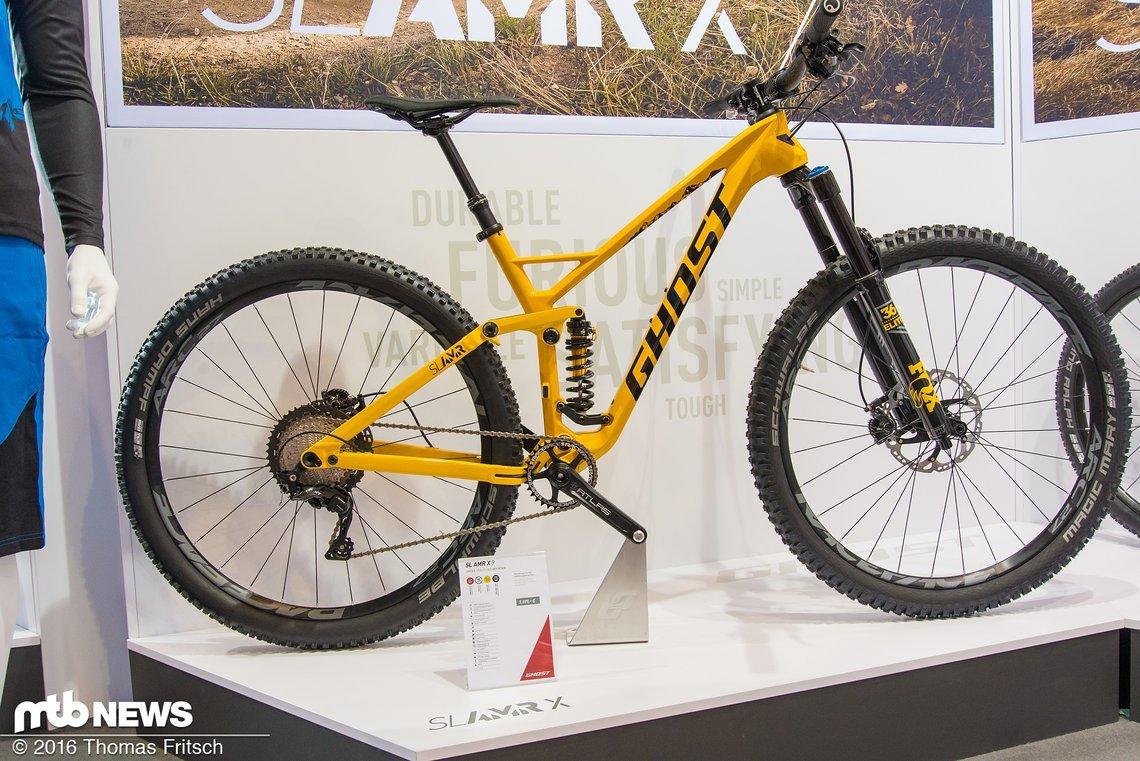 Das neue SL AMR X 9 kommt für gute 3499 €