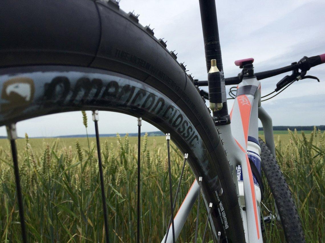 Die American Classic Wide Lightning werden bei Rad am Ring und den 24h Stuttgart beweisen können wie toll sie sind.