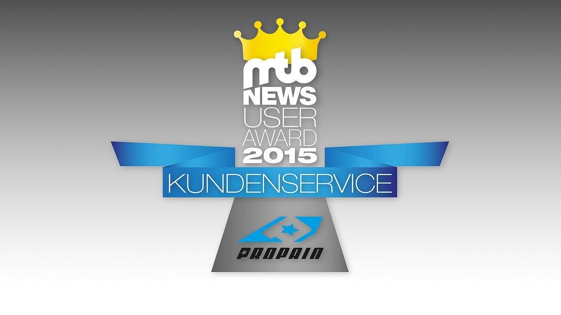 Propain ist einer der großen Gewinner der MTB-News.de Leser-Awards 2015