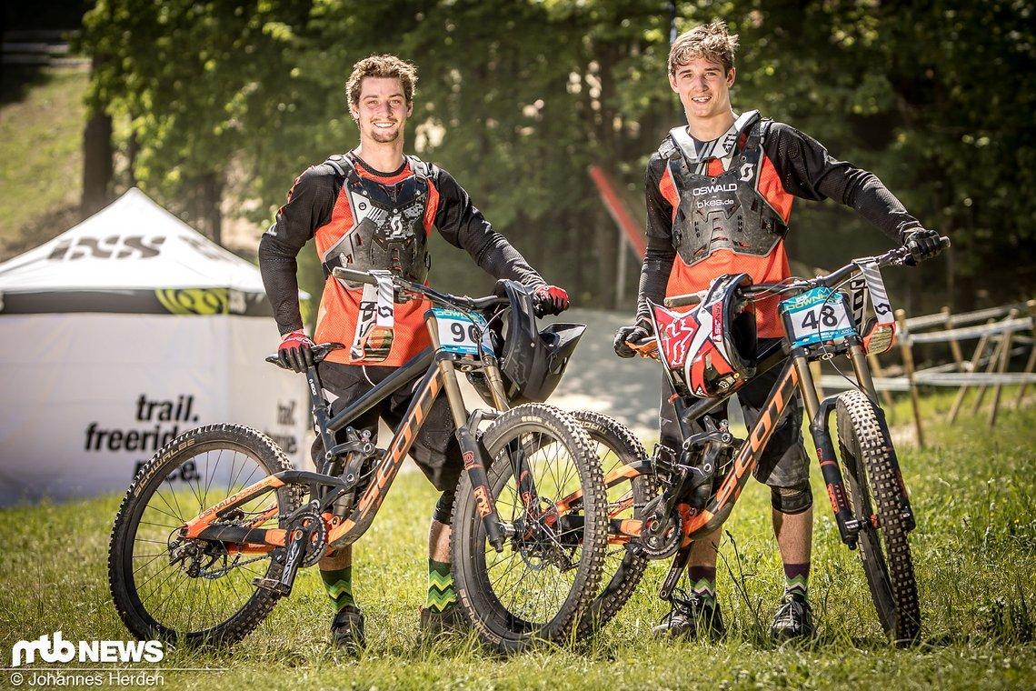Nico & Manuel Kölbl (GER)