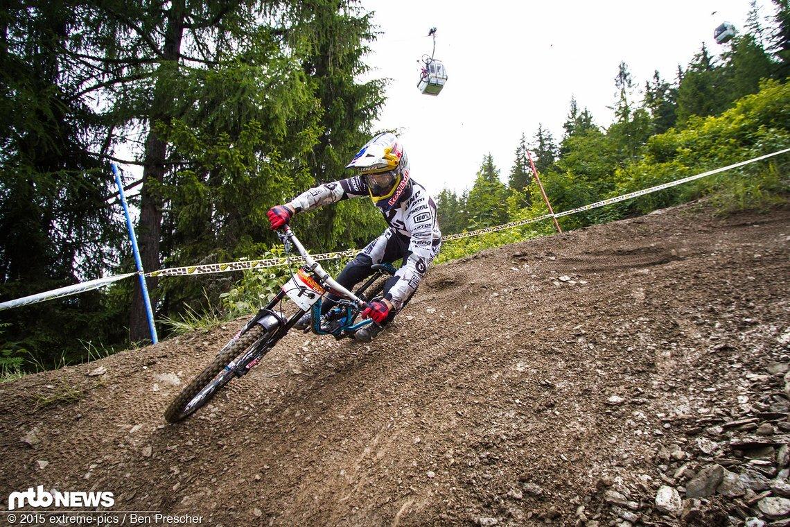#1 - Loic Bruni ist auch zu Gast in Schladming