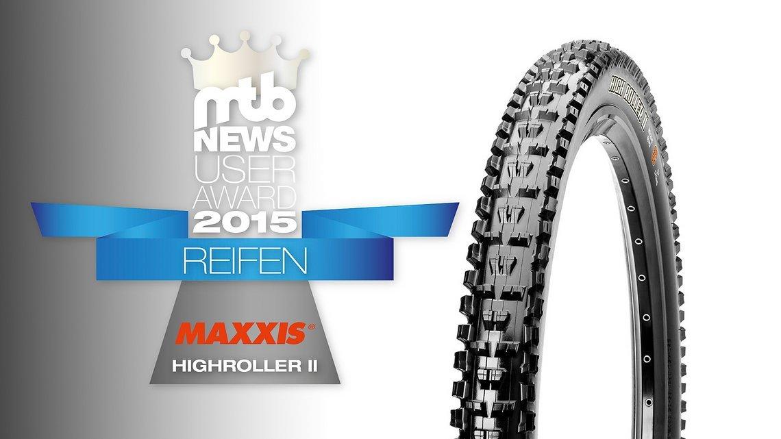 Reifen Maxxis Highroller
