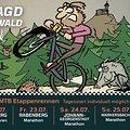 Treibjagd im Dunkelwald – Das MTB-Etappenrennen im Erzgebirge