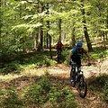 (E-)MTB-Wochenende im Odenwald