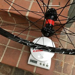 "Mcfk MTB 29"" / DT Swiss 240s SP CL 28L / Sapim CX-Ray"