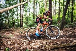Auch Cyclocross Profi Laurens Sweeck hat das Kanzo Fast schon auf winkligen Kursen getestet