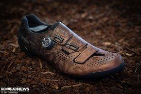 Den Gravel- und MTB-Schuh RX8 gibt es in einer neuen Farbe.
