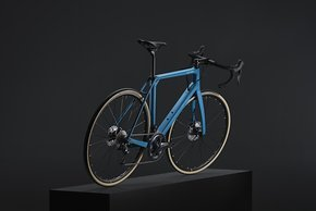 Norwegisches, mattes Blau am VRC Pro
