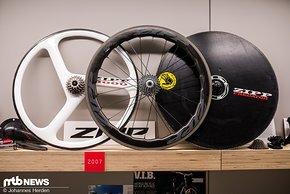 2007 war ein ebenfalls wichtiger Meilenstein für SRAM, denn mit Zipp wurde eine bekannte Firma aus dem Laufrad-Bereich erworben.
