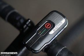 Die Bedienung der Sigma Aura 80 USB ist einfach