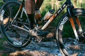Ein Mosaic GT Gravel Bike