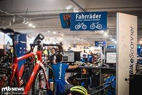 Durch die Corona-Krise haben Fahrräder einen regelrechten Boom erlebt. Das haben auch die Händler zu spüren bekommen