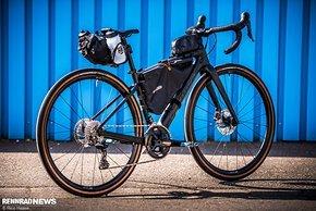 Das Specialized Diverge im Bikepacking-Modus