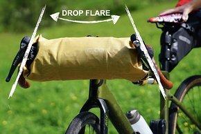 Drop Flare beeinflusst die Position der Schalt-Bremshebel