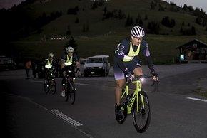 Fabian Cancellara fuhr in einem 2er-Team mit