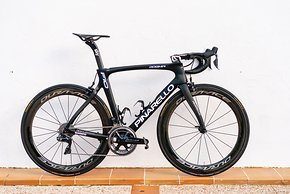 Pinarello Dogma F10 von Team Sky