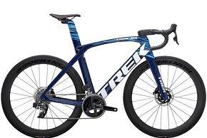 Das Trek Madone SLR 6 eTap ist derzeit das teuerste Rennrad mit SRAM Rival eTap AXS