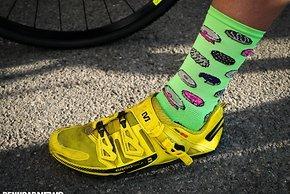 Schicke Socken statt schicke Mützen
