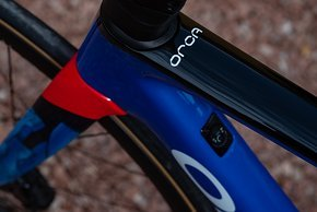 Das Orco gehört aber ohnehin zu den leichteren Pro Bikes