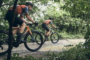 Wer off-road rennradmäßig unterwegs sein will, greift zum Race Spec mit nominell 35 mm breiten 700c-Reifen