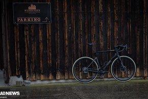 Die Testfahrten fanden rund um das Forschungs- und Entwicklungszentrum der Cycling Sports Group in Freiburg statt