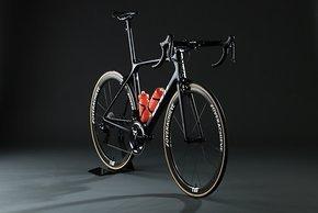 Giant stellt auch die Laufräder