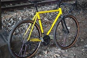 Alpa Gravelbike: Das gezeigte Rad entstand für einen guten Freund