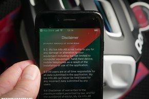 Die Daten werden laut Nutzungsbedingungen nur auf dem Smartphone und dem Chip gespeichert