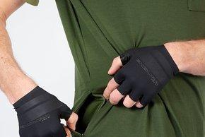 Rückentasche mit Reißverschluss