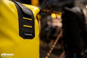 Der beliebte Ortlieb Velocity-Rucksack ist für das kommende Modelljahr auch in einer 17 Liter-Ausführung erhältlich