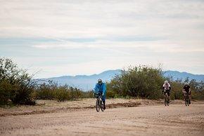 Das Erkunden neuer Wege mit dem Rennrad …