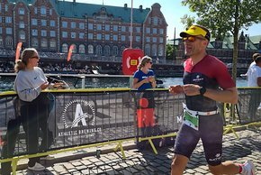 Die ersten 28 Kilometer liefen wie am Schnürchen